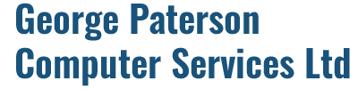 George Paterson Computer Services Ltd Logo